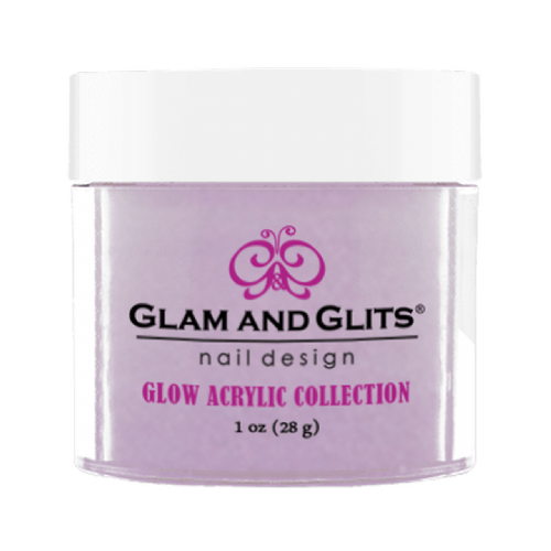 GLAM AND GLITS GLOW ACRYLIC - GL2035 YOU'RE SPACE-CIAL! (CREAM)